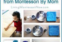 All for my boys: Montessori