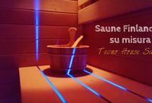 Saune finlandesi e infrarossi