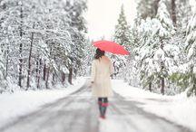 Winter / Invierno: una mantita, chocolate caliente, nieve y mucho hogar #Winter #invierno