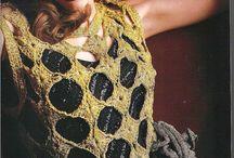 Crochet waiscoat
