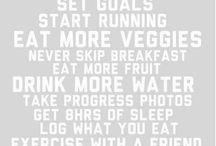Fitness/Workout Ideas / by Makiko Jones