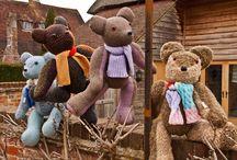 Made by Grandma™ Teddy Bears