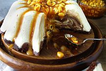 Karamell und Toffee - Rezepte / Rezepte mit Karamell und Toffee. Lecker, süß und klebrig!