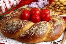 Greek Easter / Considered the most important holiday on the Greek calendar, the celebration of Orthodox Easter (Pascha, Greek: Πάσχα) is unique in almost every corner of Greece. http://www.greeknewsagenda.gr/2011/04/special-issue-easter-in-greece.html