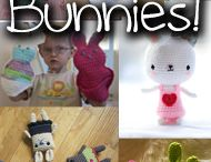 Easter crochet and Knitting