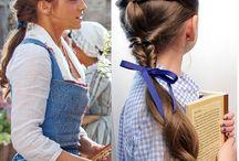 Disney hairstyles