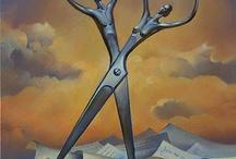 Painting. Vladimir Kush