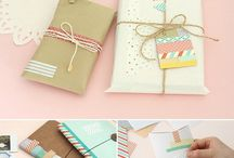 Packaging / Pretty packaging makes my heart happy. / by Marianne Taylor Photography