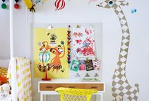 Girls' Bedroom / by Magriet Moss