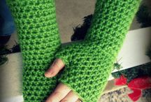 CROCHET: Gloves and Mittens