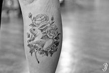 my works / korea tattooist jojo.tattoo