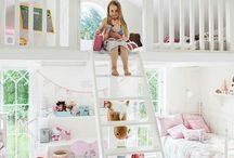 Raked ceilings/attics/lofts