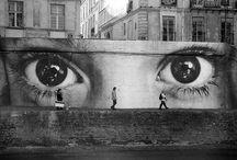 Seeing I-and-I // Looking Eye to Eye