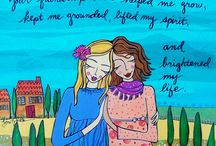 Friends / by Kerri Criswell