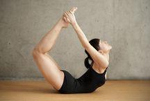 Bikram Yoga {inspiration}