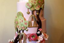 dream cakes / by Lisa Cox