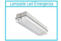lampada di emergenza led
