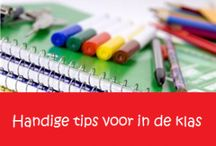 Tips voor in de klas