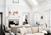 Lighting in vaulted ceiling room