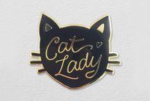 Cat jewelry / Bijoux de chats