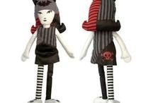 Dolls/Ragdolls/Stuffies / by Shawnasie Lesley
