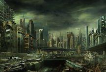 Imágenes Post-Apocalípticas