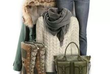 Mountain outfit winter
