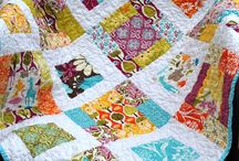 Girls Baby Clothes Quilt Ideas / by Teri Hatch