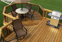 Ceder deck
