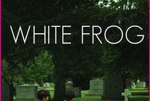White Frog :(