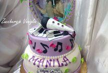 Torta Violetta 3 / Torta Violetta 3