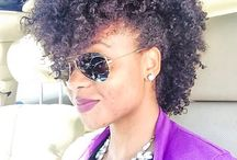Curl inspiration  (curlspiration) / Sometimes you needs something more than pretty curls! Take a look at some of the curly inspiration in my world