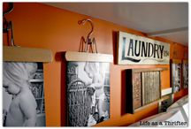 Laundry, Laundry and more Laundry!!! / by Jamie Womack