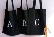 Shoulder bags / SLING bag  BOOK bag  KIT bag