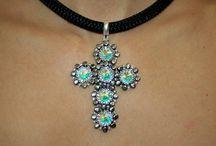 Jewelry - Beaded Crosses