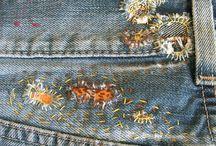 Sewing, jeans, ideer