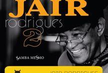 CD Jair Rodrigues (vol. 1 e 2) / Projeto Gráfico e Concepção