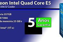 Processador Intel Quad core
