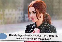 Daniela Luján desafía a todos mostrando ¡su verdadero rostro sin maquillaje!