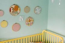 HOME // Baby Girl Room