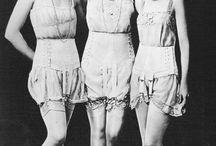 Inspiração Moda Íntima anos 20