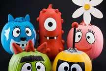 yo gabba gabba party / by Jennifer Goodman