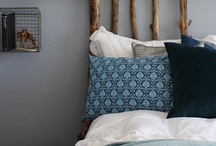 Decor: BEDROOMS to dream about / by Funky Junk Interiors