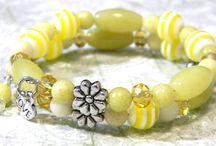 Summer jewelry / Bright & cheerful!