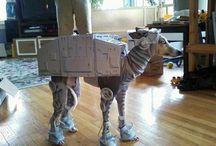 Dog/Cat Halloween Costume Ideas