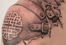 Tattoos / by Todd Appenzeller