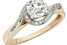 Phyllis Bergman Engagement Rings / Beautiful and unique engagement rings.
