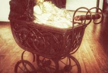 Cobwebs and dust / Photos of the things I buy or come across, and even create from vintage items.