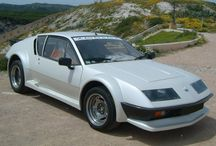 Renault Alpine A310 / My first sports car