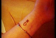 Tattoos I like / by ShaWanda Jacome